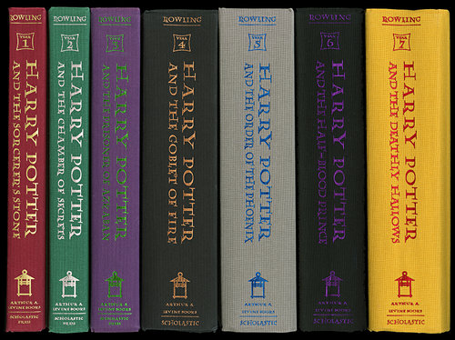 harry potter first book review