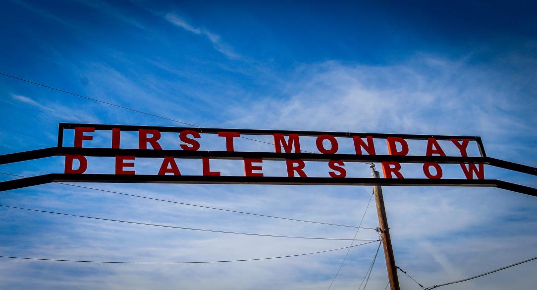 First Monday Trade Days