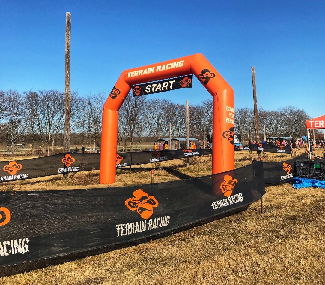 Terrain Race Start