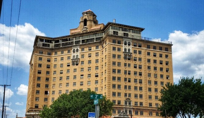 Abandon Hotel Mineral Wells Texas
